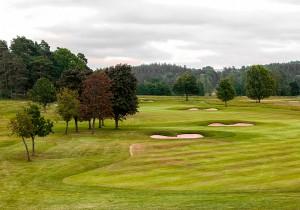 Drottningholm golfbana