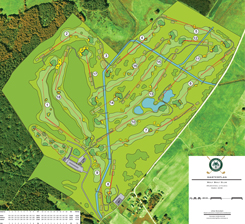 Benestam Golf Course Designer